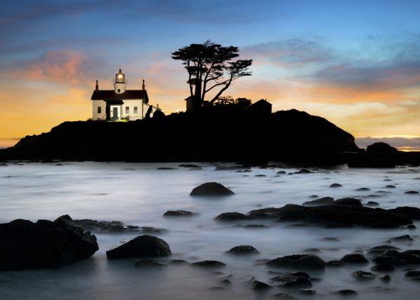 Crescent City Lighthouse California