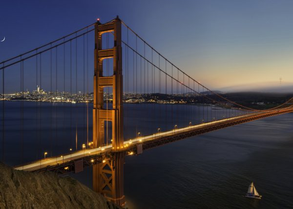 Golden Gate Bridge Timelapse San Francisco