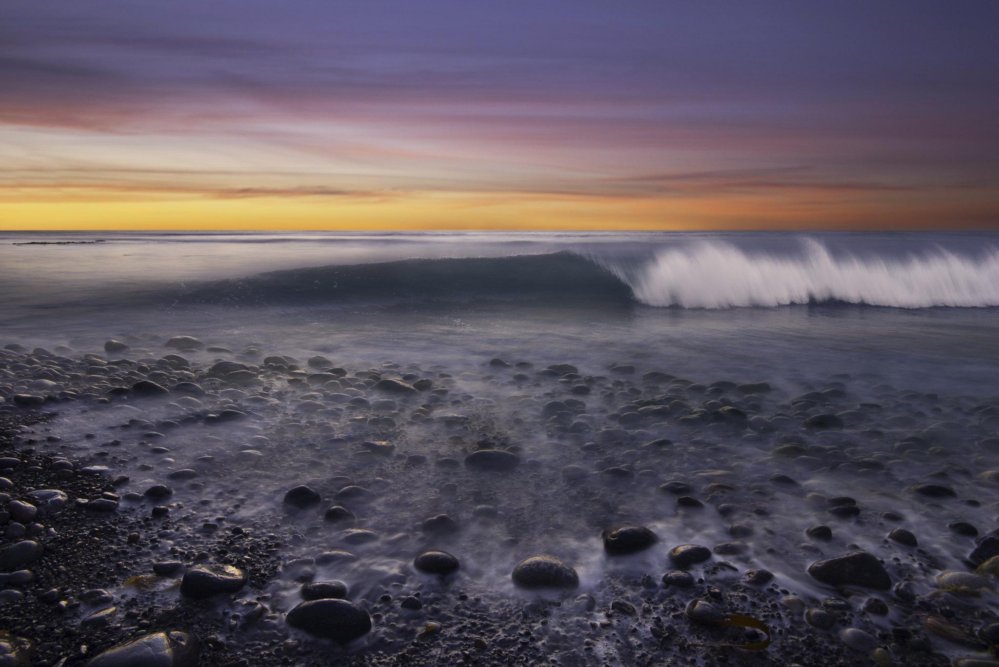 Sunset Beach Break