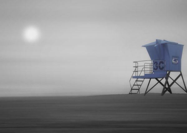 Coronado Beach Lifeguard Tower